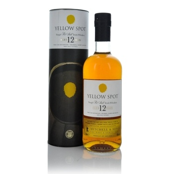 Mitchell & Son Yellow Spot 12 Year Old Single Pot Still Irish Whiskey  - Click to view a larger image
