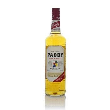 Paddy Blended Irish Whiskey 70cl  - Click to view a larger image