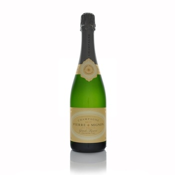 24bc05856300 Pierre Mignon Grande Reserve Brut NV Champagne - Click to view a larger  image