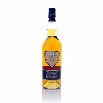 Powers 12 Year Old Special Reserve Blended Irish Whiskey  - Click to view a larger image