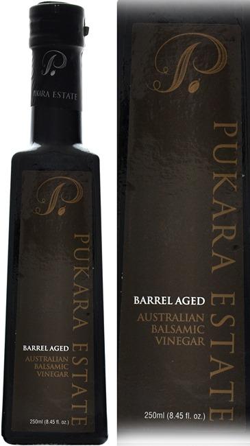 Pukara Estate Barrel Aged  Balsamic Vinegar 250ml