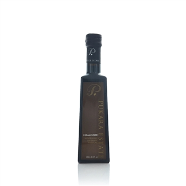 Pukara Estate Caramelised Balsamic Vinegar 250ml  - Click to view a larger image