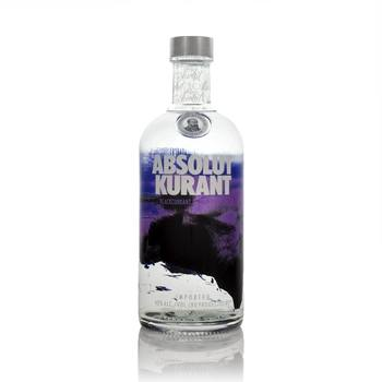 Absolut Kurant Swedish Vodka 70cl  - Click to view a larger image