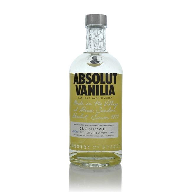 Absolut Vanilla Swedish Vodka 70cl