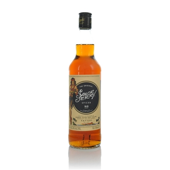 Sailor Jerry Spiced Caribbean Rum 70cl  - Click to view a larger image