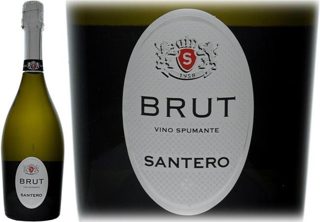 Santero Brut Vino Spumante NV