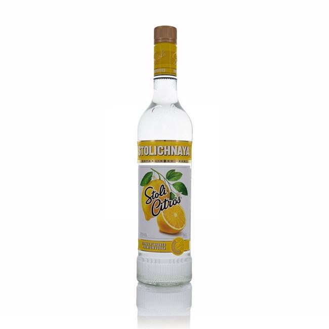 Stolichnaya Premium Russian Citrus Vodka 70cl Kwmwine Com