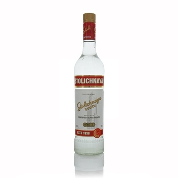 Stolichnaya Premium Russian Vodka 70cl  - Click to view a larger image