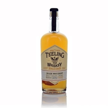 Teeling Whiskey Company Single Grain Irish Whiskey 70cl