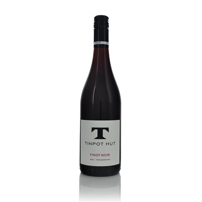 Tinpot Hut Marlborough Pinot Noir 2015