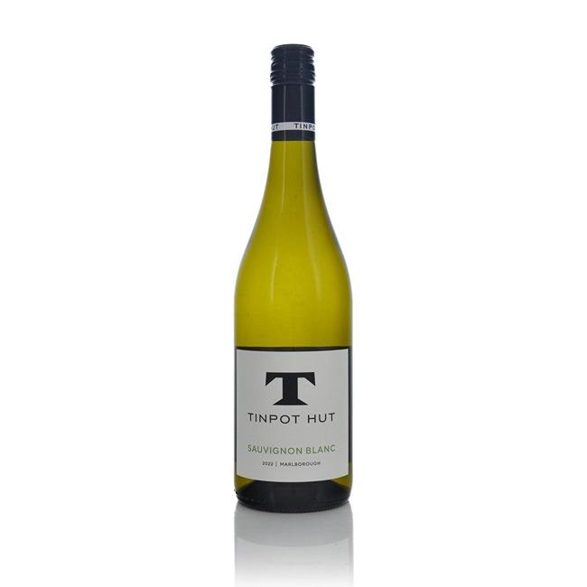 Tinpot Hut Marlborough Sauvignon Blanc 2019  - Click to view a larger image