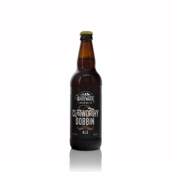 Whitewater Brewery Clotworthy Dobbin 5% ABV 500ml  - Click to view a larger image