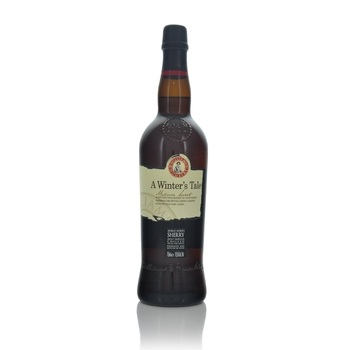 Williams & Humbert A Winters Tale Amontillado Sherry 75cl  - Click to view a larger image