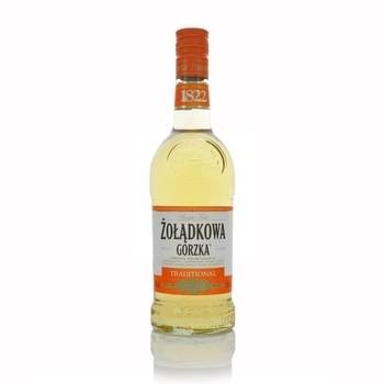 Wodka Zoladkowa Gorzka Traditional Flavoured Polish Vodka 70cl  - Click to view a larger image