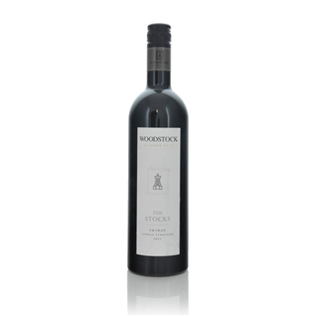 Woodstock McLaren Vale The Stocks Shiraz 2013  - Click to view a larger image