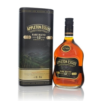 Appleton Estate  12 Year Old Extra Jamaican Rum 70cl  - Click to view a larger image