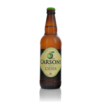 Armagh Cider Co Carsons Crisp 4.5% 500ml  - Click to view a larger image