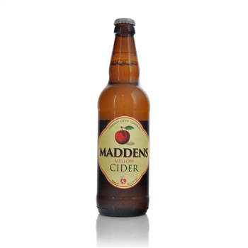 Armagh Cider Co Maddens Mellow 4.5% ABV 500ml  - Click to view a larger image