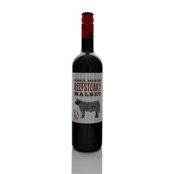 Beefsteak Club Mendoza Malbec 2016  - Click to view a larger image
