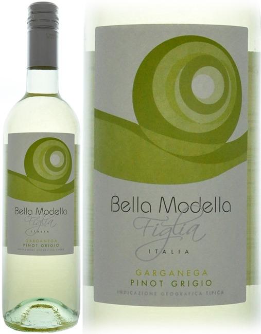Bella Modella Figlia Garganega Pinot Grigio 2014  - Click to view a larger image