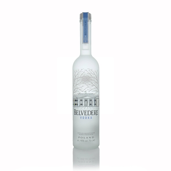 Belvedere Luxury Polish Vodka 70cl  - Click to view a larger image