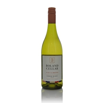 Boland Cellar  Five Climates Chenin Blanc 2016  - Click to view a larger image