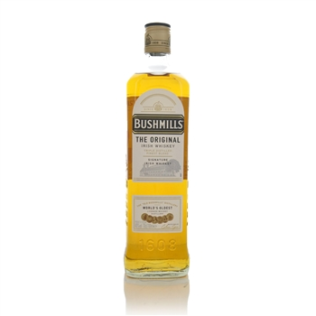 Bushmills Original Blended Irish Whiskey 70cl  - Click to view a larger image