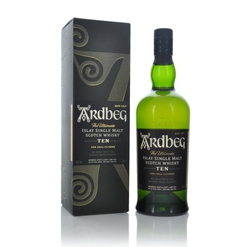 Ardbeg 10 Year Old Islay Single Malt Scotch Whisky  - Click to view a larger image