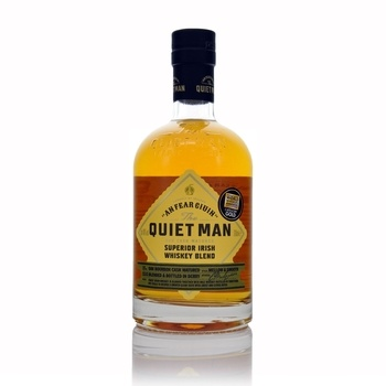 The Quiet Man Traditional Irish Whiskey  - Click to view a larger image