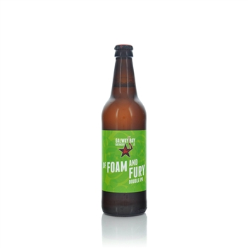 Galway Bay Brewery Of Foam And Fury 500ml  - Click to view a larger image