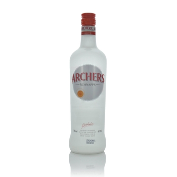 Archers Peach Schnapps 700ml  - Click to view a larger image