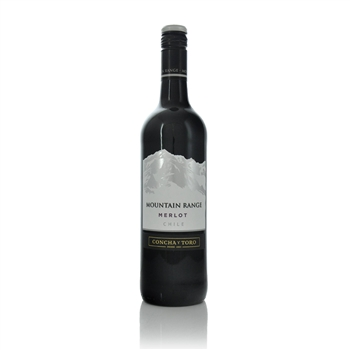 Concha Y Toro Mountain Range Merlot 2018  - Click to view a larger image