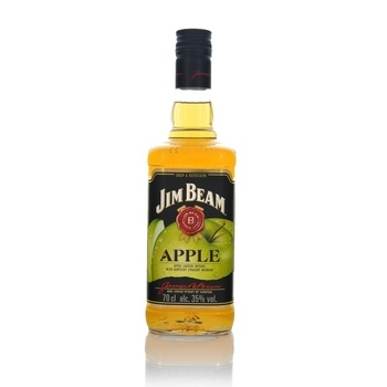 Jim Beam Apple 700ml  - Click to view a larger image