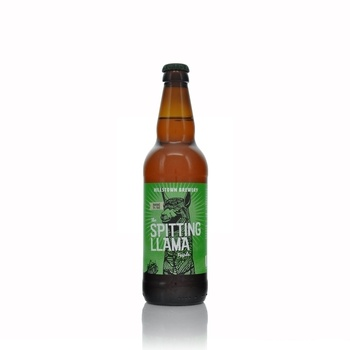 Hillstown Brewery The Spitting Llama 500ml  - Click to view a larger image