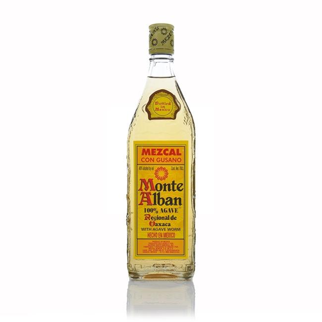 Monte Alban Mezcal 100% Agave