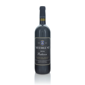Meerlust Stellenbosch Rubicon 2015  - Click to view a larger image