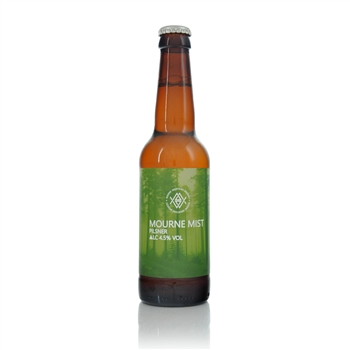 Mourne Mountains Brewery Mourne Mist Pilsner 330ml  - Click to view a larger image