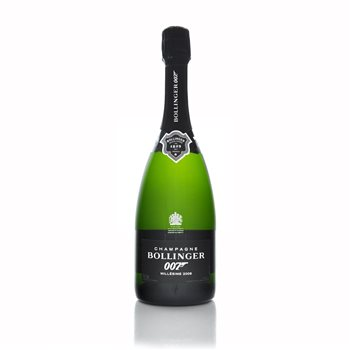 Bollinger Millesime 2009 James Bond 007 Spectre Edition  - Click to view a larger image
