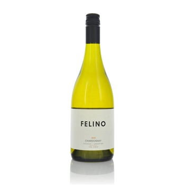 Vina Cobos Felino Mendoza Chardonnay 2018  - Click to view a larger image