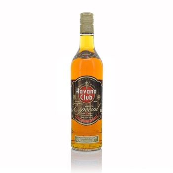 Havana Club Anejo Especial 700ml  - Click to view a larger image