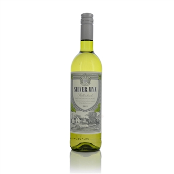 Zorgvliet Silver Myn Sauvignon Blanc 2019  - Click to view a larger image