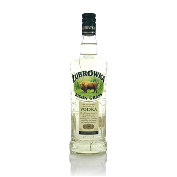 Zubrowka Bison Grass Flavoured Vodka 700ml  - Click to view a larger image