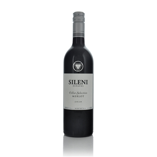 Sileni Cellar Selection Hawkes Bay Merlot 2017