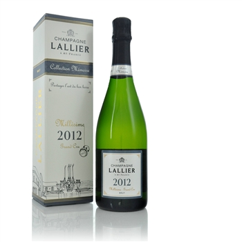 Lallier Champagne Grand Cru Vintage 2010  - Click to view a larger image