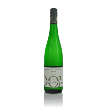 Bischofliche Weingutter Trier DOM Off Dry Riesling 2017  - Click to view a larger image