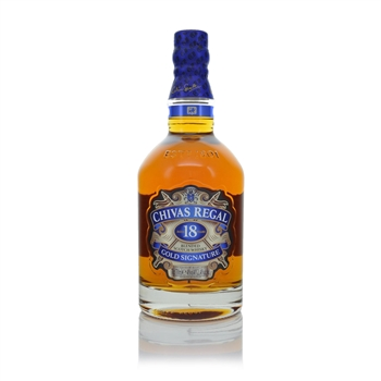 Chivas Regal Gold Signature 18 year old  - Click to view a larger image