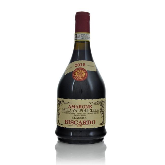 Biscardo Amarone della Valpolicella Classico 2015