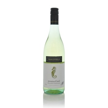 Wakefield Promised land unwooded Chardonnay 2016  - Click to view a larger image