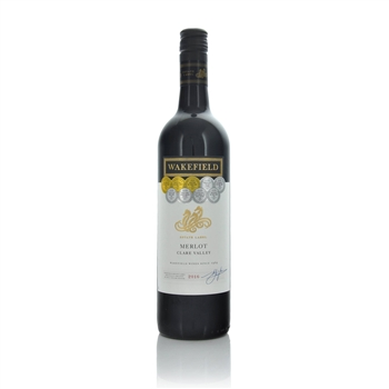 Wakefield Clare Valley Merlot 2016  - Click to view a larger image