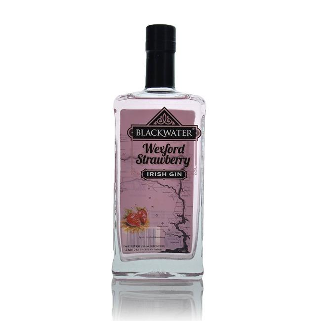 Blackwater Distillery Wexford Strawberry Irish Gin